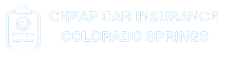 Logo - Cheap Car Insurance Colorado Springs CO